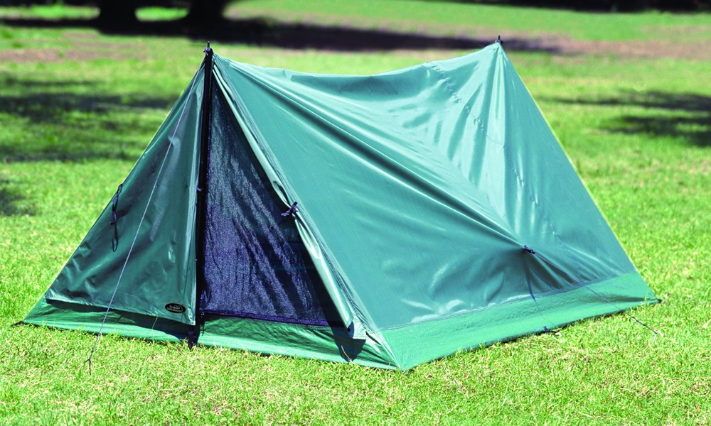 Willowbend Two-Person Trail Tent (Case pack of 6) & Camping Station - Willowbend Two-Person Trail Tent (Case pack of 6)