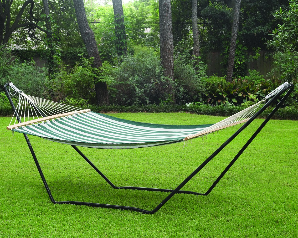 Medium image of hammock stand