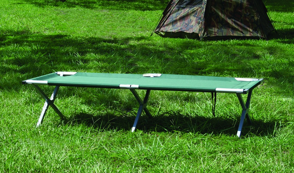 Camping Station Texsport Hybrid Folding Camp Cot Case
