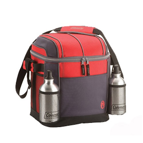 Coleman 30 Can Cooler ~ Camping station coleman can soft sided cooler