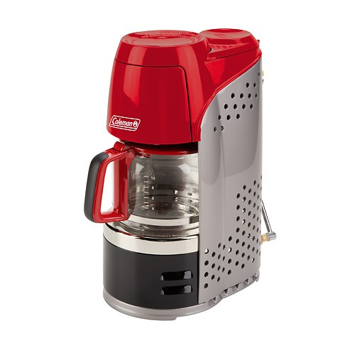 Camping Station Coleman 10 Cup Portable Propane Coffeemaker