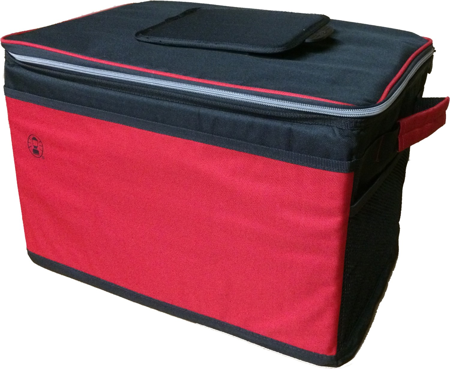 Coleman - Camping Tailgating 48 Can Collapsible Soft Chest Cooler - Colors Vary