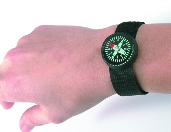 Wrist Compass (Case pack of 240)