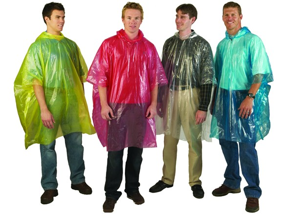 Emergency Poncho (Case pack of 192)