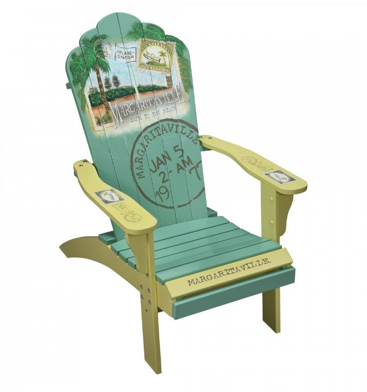 Camping Station Margaritaville Painted Quot Back To The