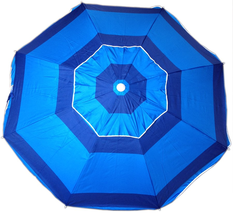 Camping Station Rio 7 Ft Beach Umbrella With Tilt Feature And