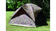 Headquarters Camouflage Square Dome Tent (Case pack of 2)