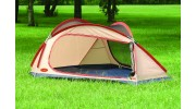 Phoenix Three-Season Tent with Aluminum Poles (Case pack of 2)