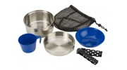 Coleman Stainless Steel 1-Person Mess Kit