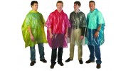 Emergency Poncho - Case of 192 pcs. Assorted