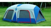 MT Barren 10 Person 2 Room Tent