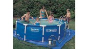 Metal Frame Above Ground 15' x 36' Family Swimming Pool &amp; Set
